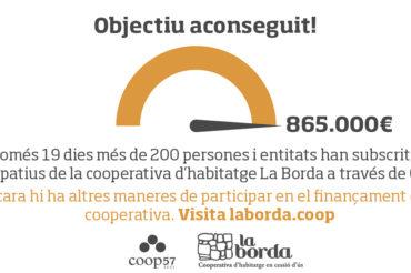 Ja hem acabat la campanya dels títols participatius!!