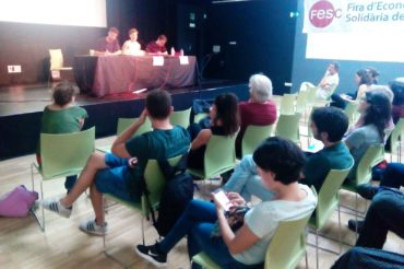 Miethäuser Syndikat amb la Borda en la FESC
