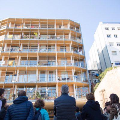 Crèdits: Institut Municipal de l'Habitatge i Rehabilitació de Barcelona
