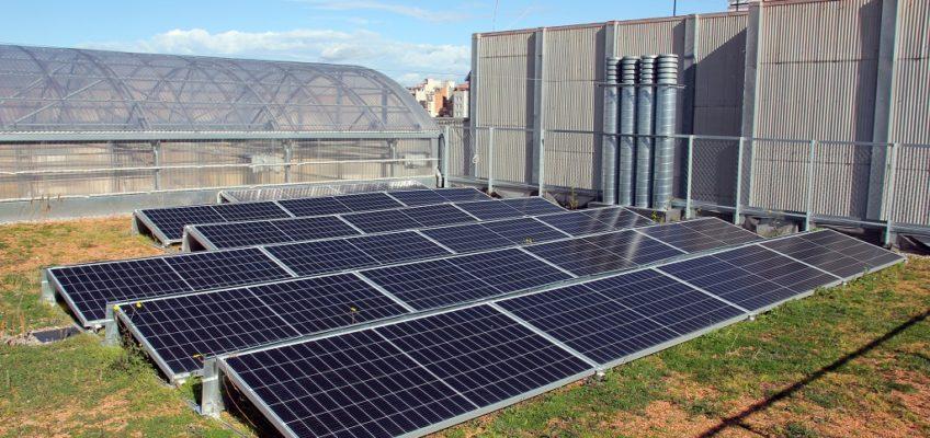 Ya tenemos placas fotovoltaicas